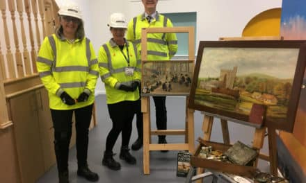 AkzoNobel brings North East heritage to life for Dutch Embassy