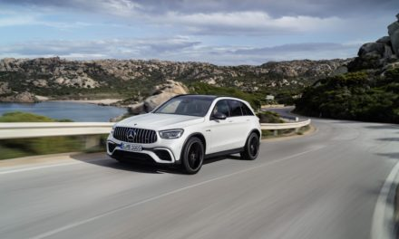 THE NEW MERCEDES-AMG GLC 63 4MATIC+ MODELS: STYLISH ALL-ROUNDER WITH RACETRACK GENES