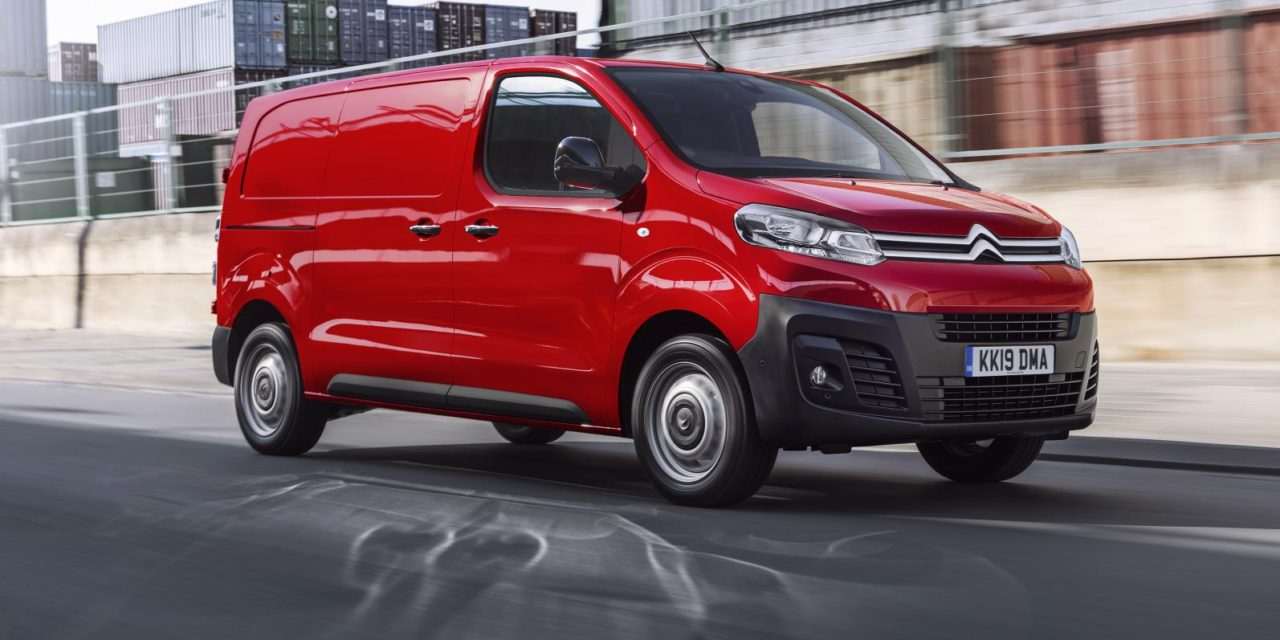 THE LATEST CITROËN DISPATCH GAINS EURO 6.2 ENGINES AND REVISED RANGE