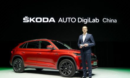 ŠKODA AUTO DIGILAB NOW ALSO IN CHINA