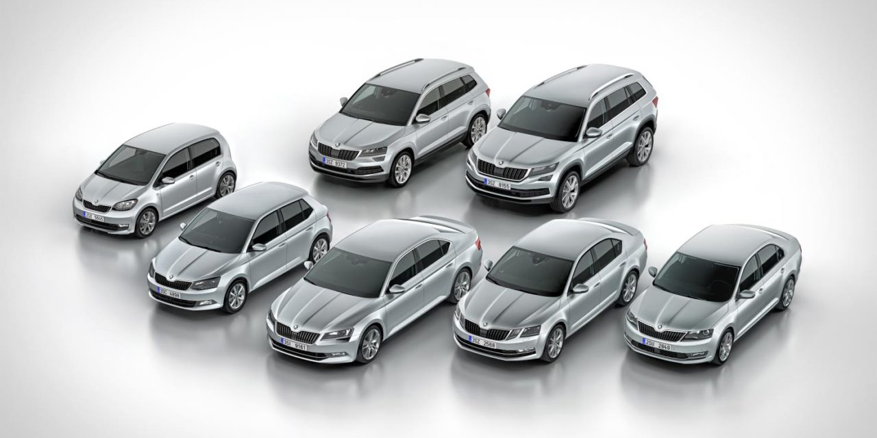 AMAZING NEW CAR DEALS TEMPT ŠKODA BUYERS TO SPRING INTO ACTION