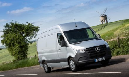STOP/START BECOMES STANDARD ON WLTP-COMPLIANT SPRINTER RANGE