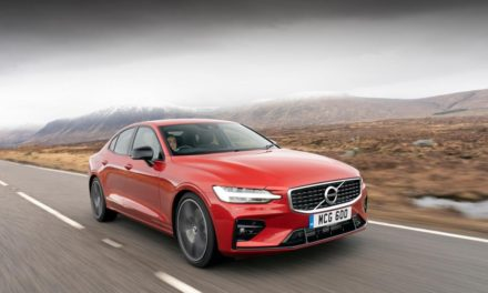 NEW VOLVO S60's SUPERB RESALE VALUES SAVE DRIVERS MONEY ON FINANCE COSTS