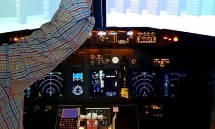 Exact Replica Flight Simulator In Newcastle Is Proving A Major Hit