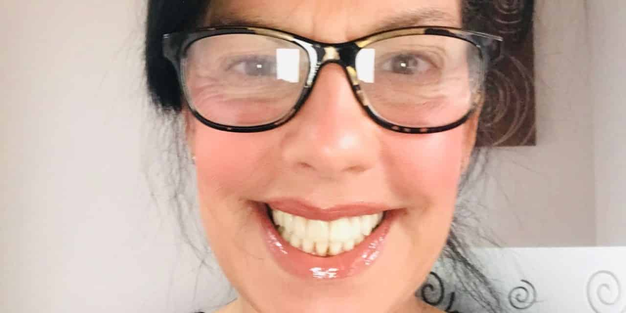 50th BIRTHDAY BECOMES SOMETHING TO SMILE ABOUT…