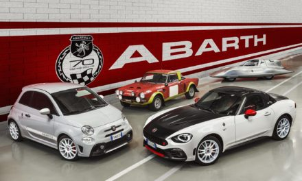 ABARTH CELEBRATES ITS 70TH ANNIVERSARY