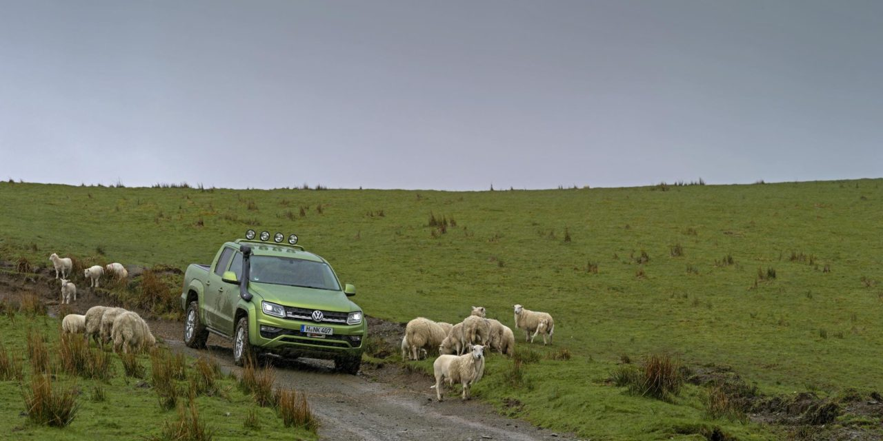 TURNING THE JOURNEY INTO AN ADVENTURE: VOLKSWAGEN COMMERCIAL VEHICLES' AMAROK STARS IN ADVENTURE GUIDE