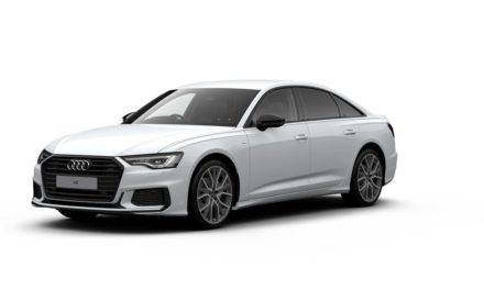 A SHADE MORE APPEALING – THE NEW AUDI A6 BLACK EDITIONS