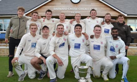 Law Firm Continues Partnership With Barnard Castle Cricket Club