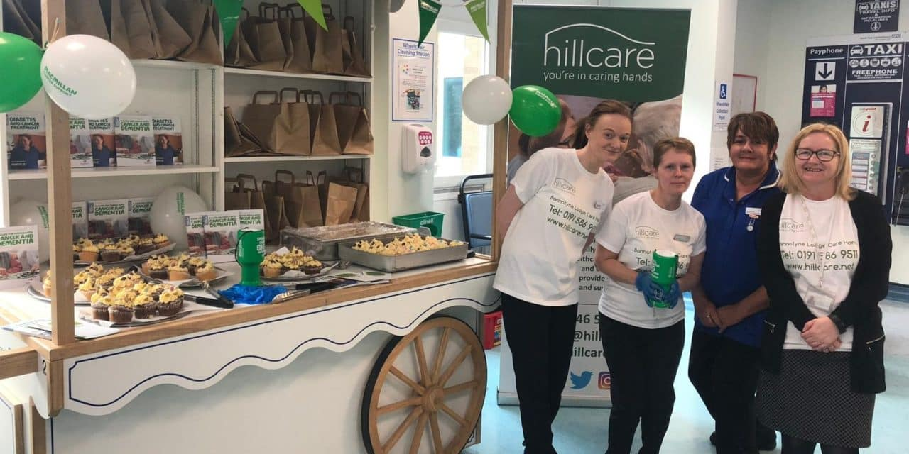 Cupcake sales raises funds to support those with cancer
