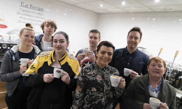 Jobseekers full of beans after Barista Training