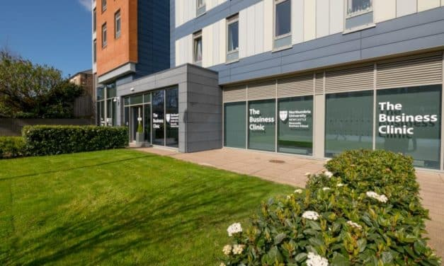 Newcastle Strategic Solutions partners with Northumbria University's Business Clinic for second year