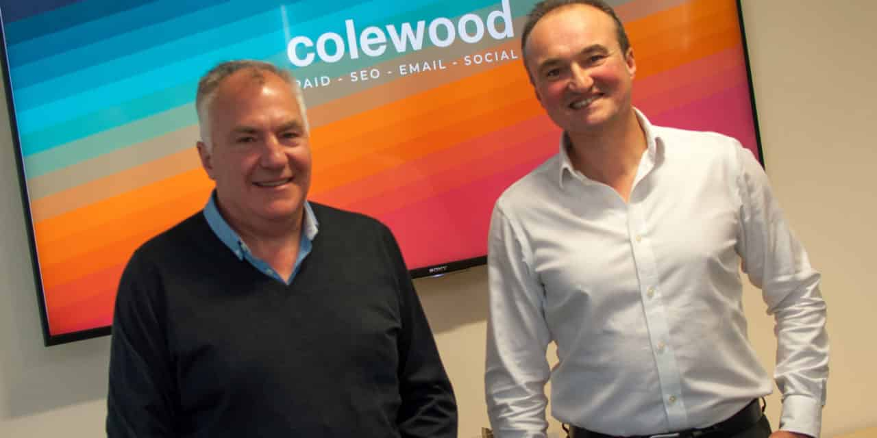 Stockton-based Colewood Automotive appoints two industry heavyweights