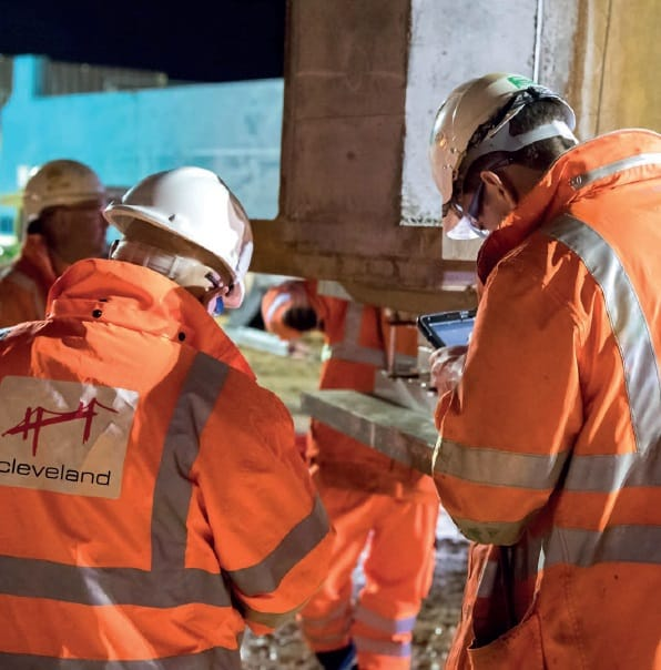 Cleveland Bridge UK achieves RoSPA Gold Award for health and safety practices