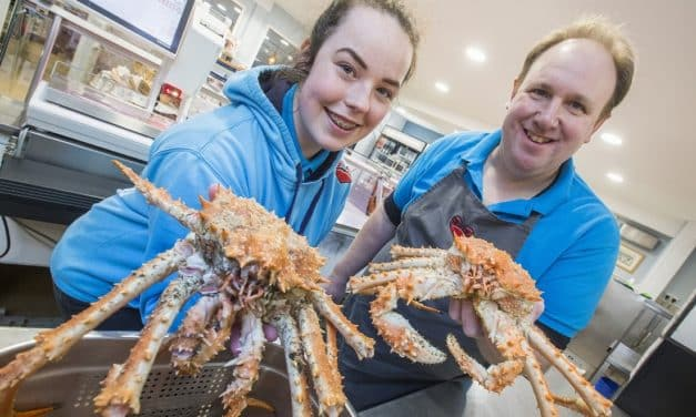 Careers on the menu as Latimer's Seafood looks to reel in new talent