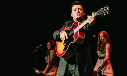JOHNNY CASH ROADSHOW STOPS OFF AT THE HIPPODROME