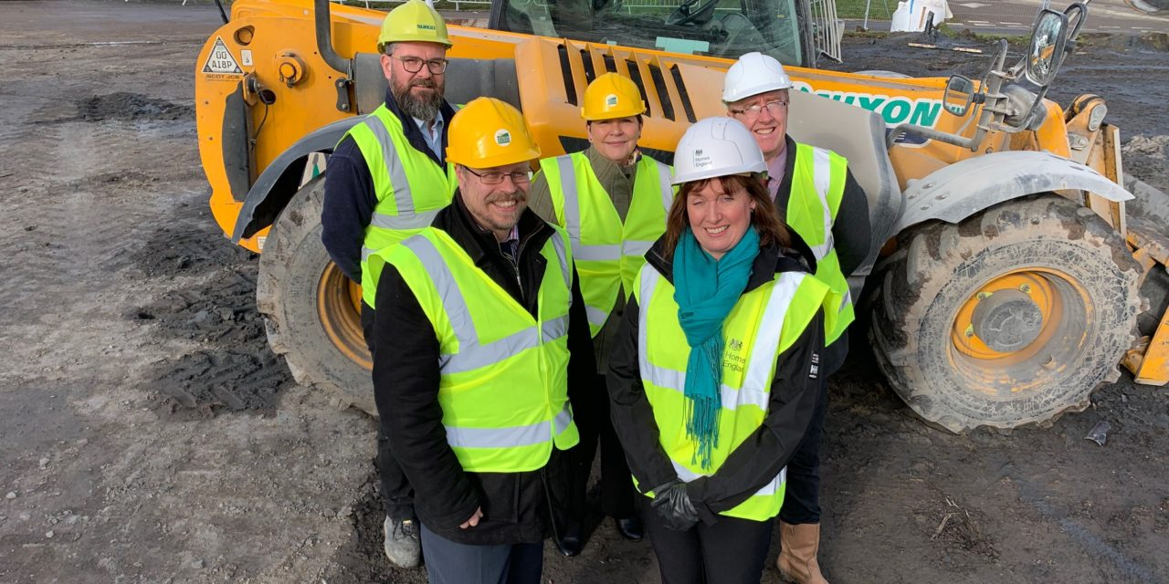 Making a splash with new affordable home scheme