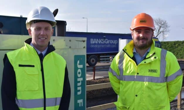 Investment In Local Contractors At Bradley Surface Mine Passes £1.5m Mark