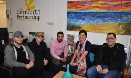 Cornforth Partnership Celebrating 21st Birthday With Fresh New Look For Headquarters