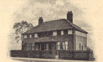 North Eastern Railway Cottage Homes 100th anniversary