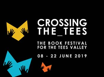 Crossing The Tees book festival returns for 2019.