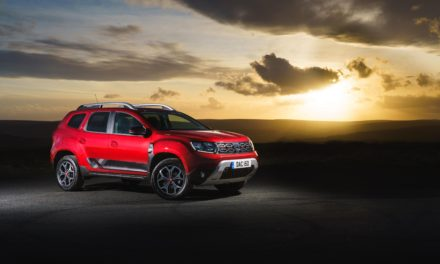 DACIA UNVEILS UK PRICING AND SPECIFICATION FOR TOP-OF-THE-RANGE TECHROAD SPECIAL EDITIONS