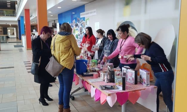 EDF Energy Raises Funds for Wearside Women in Need