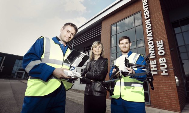 Growing eagle-eyed inspection business on the move
