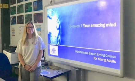 NORTH TYNESIDE SECONDARY SCHOOL LEADS THE WAY WITH MINDFULNESS WORKSHOPS