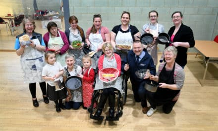 Partnership Provides Food for Thought in Darlington