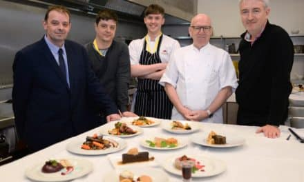 Talented chefs from Ramside Hall and Hilton Newcastle Gateshead  triumph in Great North Menu Challenge