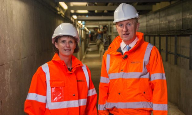 Map of underground pipes and cables designed to save lives and prevent major disruption