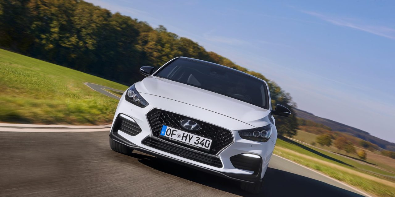 HYUNDAI MOTOR UK ANNOUNCES i30 FASTBACK N LINE PRICING AND SPECIFICATIONS