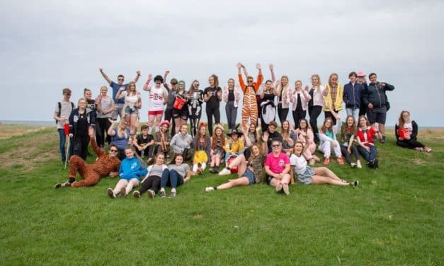 North East teens give back to their communities on NCS Action Day