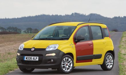 FIAT REVEALS PANDA 'HAWAII' SPECIAL EDITION
