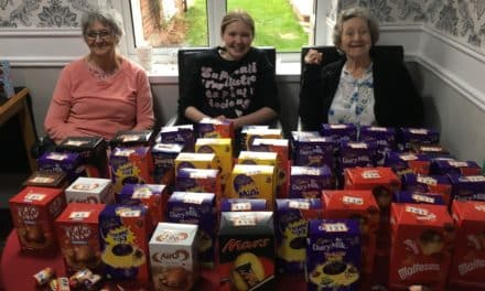 Easter fayre helps fund seaside trip for residents