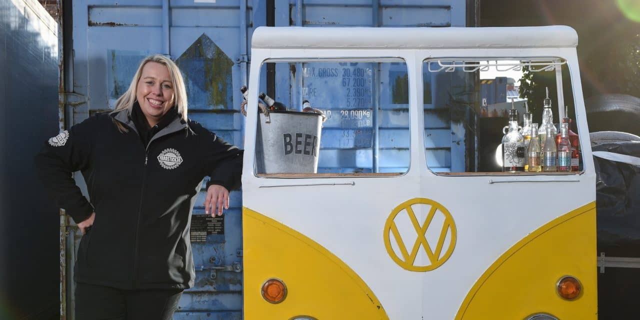 NEW EVENTS COMPANY SETS UP FOR GOOD MEASURE
