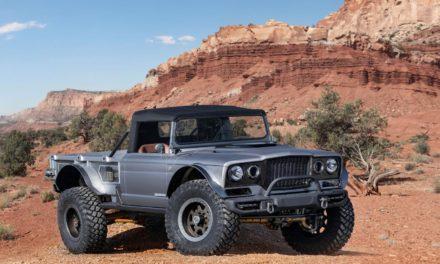 JEEP® AND MOPAR BRANDS DEBUT SIX CONCEPT VEHICLES FOR 53RD ANNUAL MOAB EASTER JEEP SAFARI