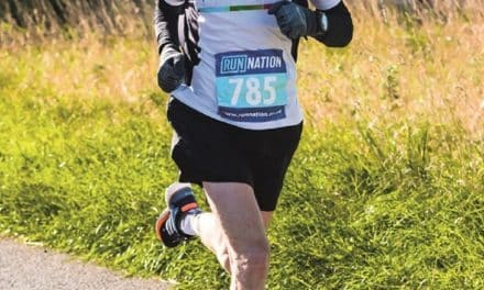North East lawyer raises over £6,000 for access to justice and records 'landmark' time in London Half Marathon.