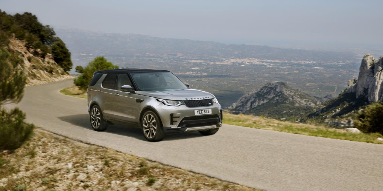 LAND ROVER LAUNCHES NEW DISCOVERY LANDMARK EDITION