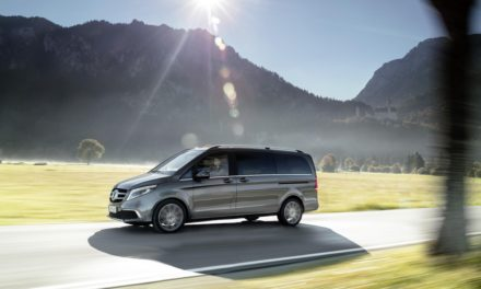 MERCEDES-BENZ V-CLASS AND MARCO POLO NOW ON SALE