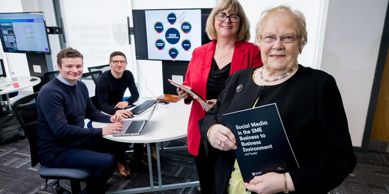 New research and toolkit unlocks the magic of Social Media for SMEs