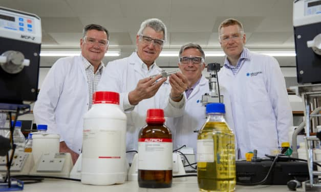 Award-winning chemicals firm secures an £860k investment
