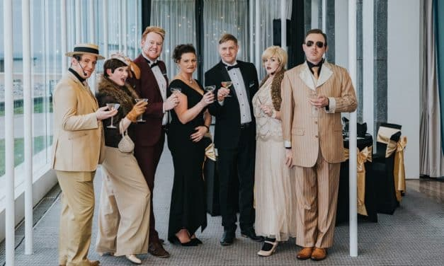 Hotel group celebrates decade of crime solving intrigue at the Midland