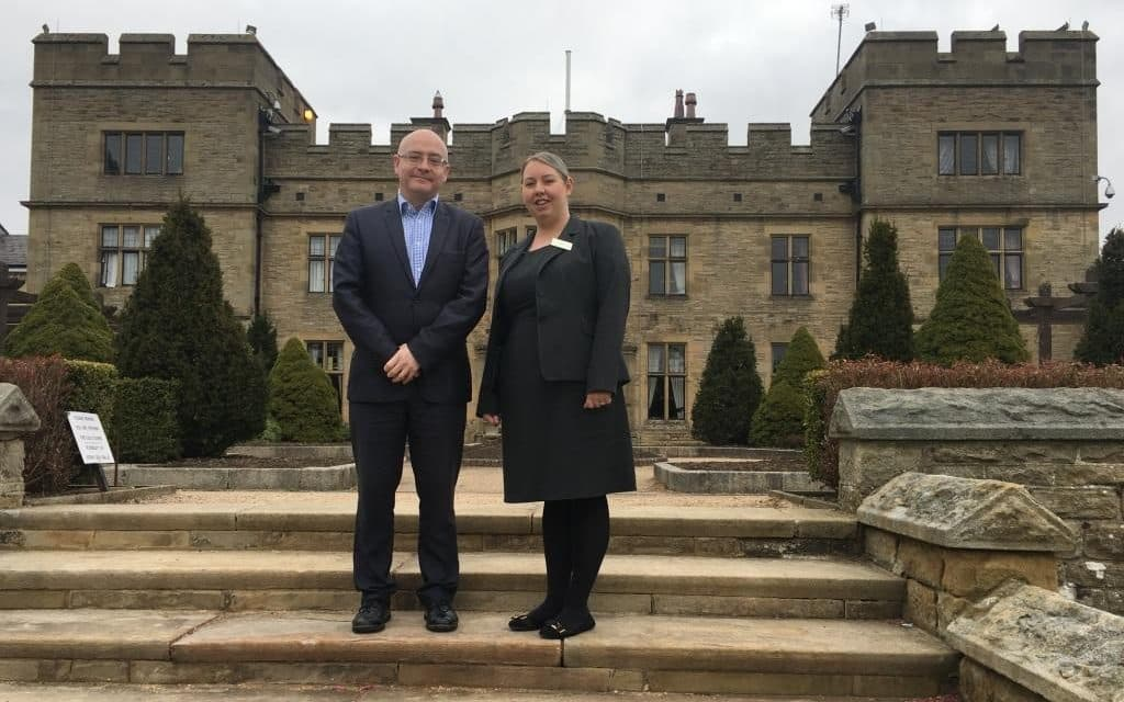 R3 Chooses Northumberland's Slaley Hall As Venue For National Conference