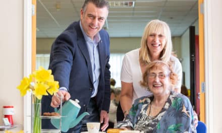 The Park Charity Fund is launched and immediately backs three great worthy causes