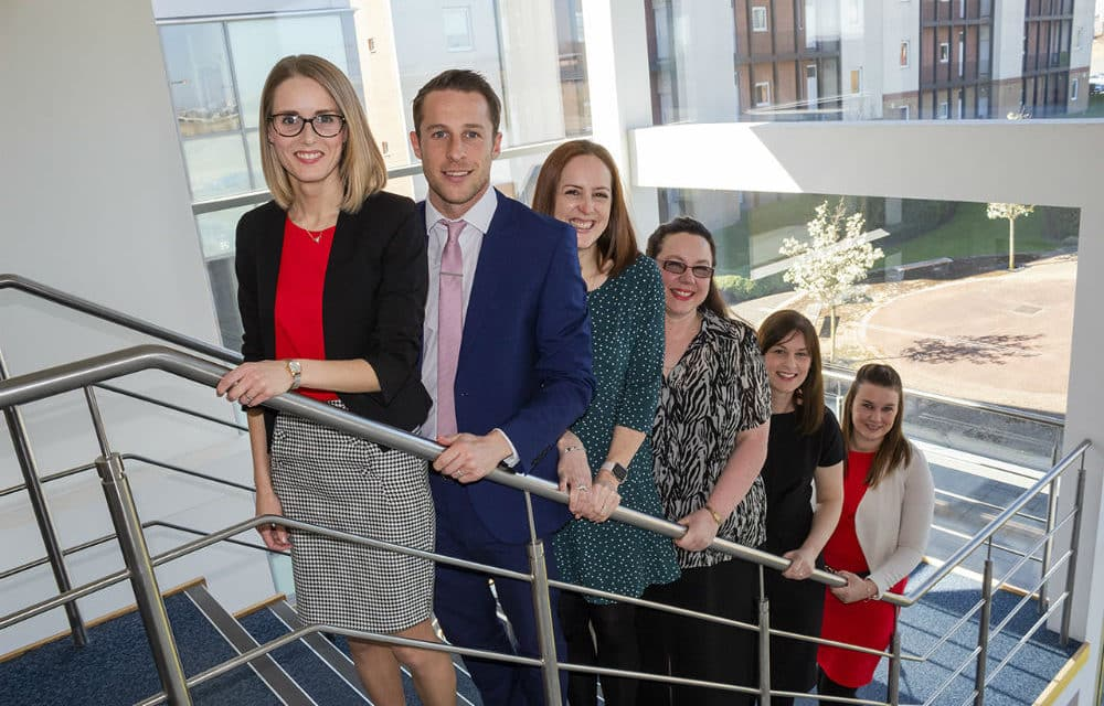 Six-strong promotion at Archers Law