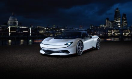 BATTISTA PURE-ELECTRIC HYPERCAR BRINGS BEAUTY AND PERFORMANCE TO NEW LONDON ULTRA LOW EMISSION ZONE