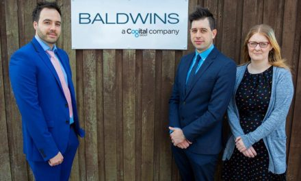 Two senior promotions mark significant growth for Baldwins