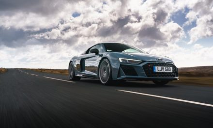 CLASSIC ENGINES FIND THEIR VOICE AGAIN IN LATEST AUDI SPORT MODELS